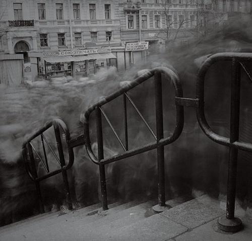 """Alexey Titarenko's """"City of Shadows"""""""