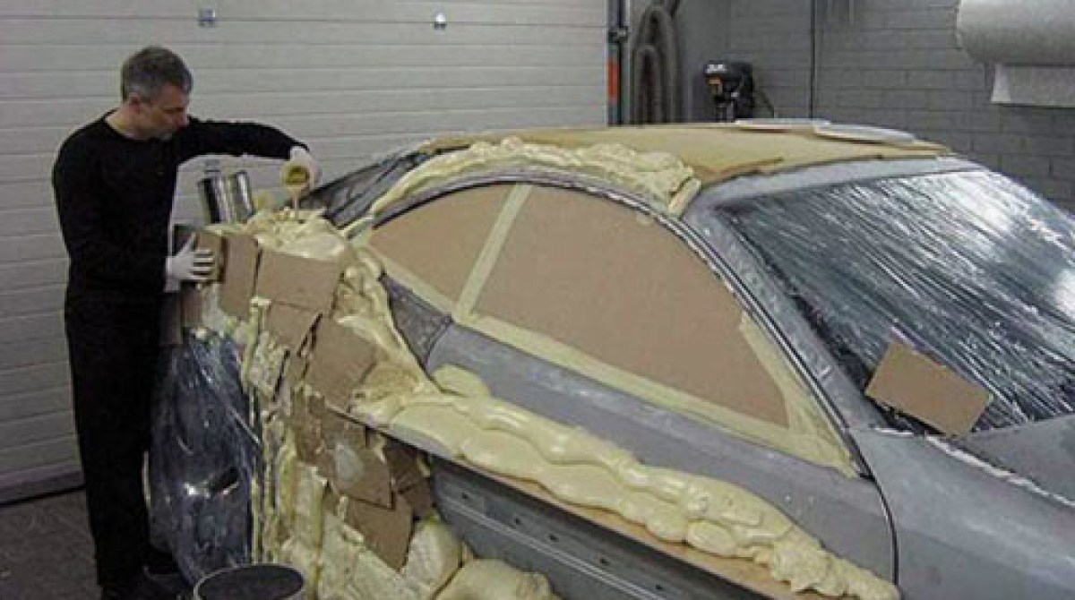 Make your own automotive body panels | Make: