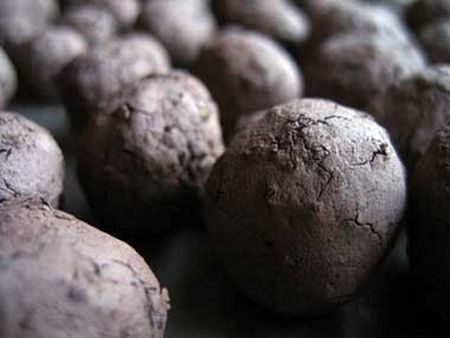 Guerilla gardening – seed bombs (of love)