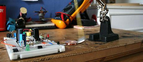 Arduino Perpetual Pendulum