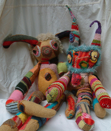 Karna1268's Sweater Dudes
