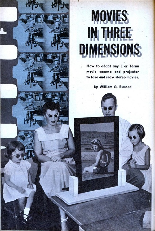 HOW TO – Movies in 3 dimensions