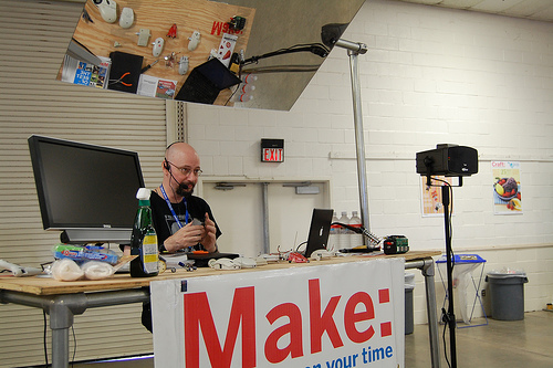 Maker Faire Austin Auditions this Sunday, July 20th at the Austin Children's Museum