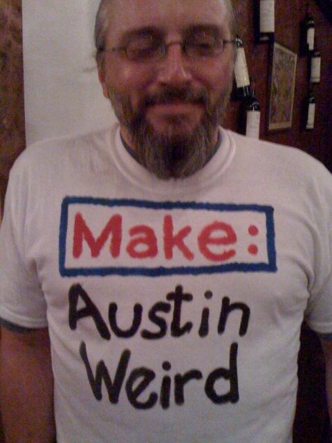 Make: Austin Weird