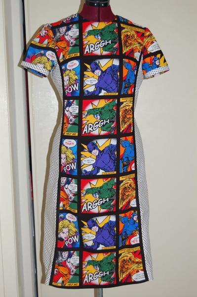 Woolgathering's Comic-Con Dress
