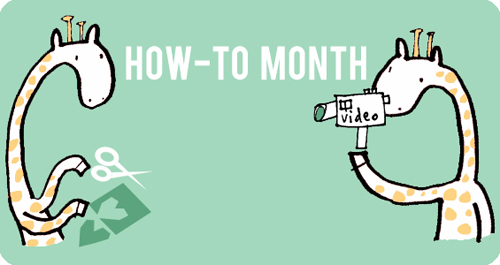 Etsy's July How-To Month