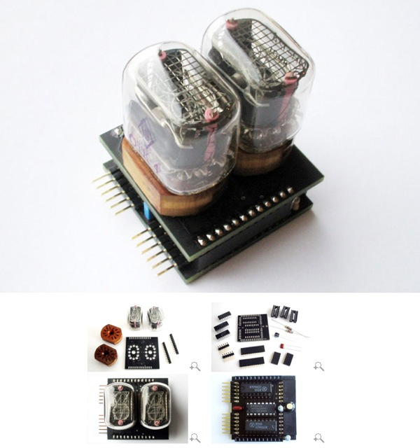 ogi lumen + open source tools for neon, nixie tubes and LEDs