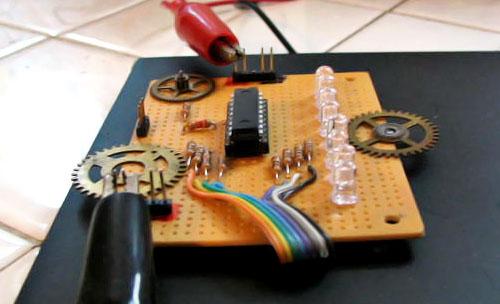 Maker's Quilt – first board