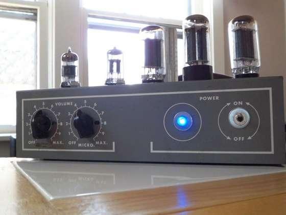 Muzak machine iPod stereo