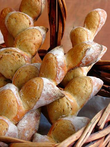 HOW TO – Pan d'Epi (Wheatstalk Bread)