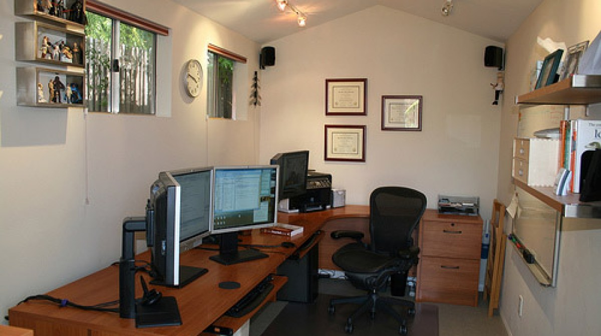 convert shed to office. Article Featured Image Convert Shed To Office M