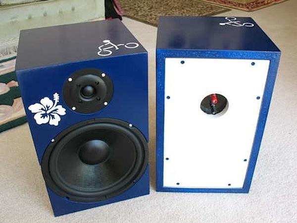 HOW TO – Fancy speaker enclosures