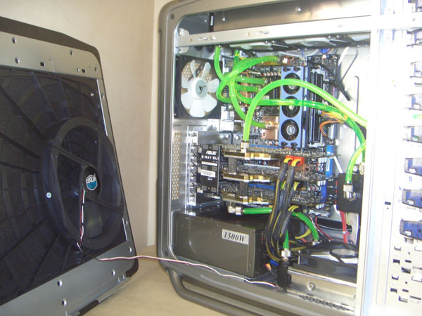 Watercool your PC for a few bucks