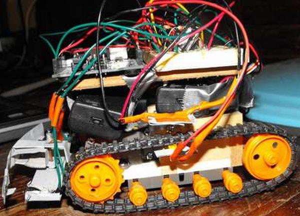 Ard-e: Wall-E V. 0.001?
