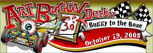 Make: Philly's 3rd annual Art Buggy Derby