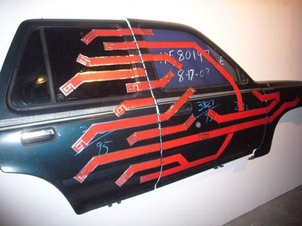 SuperSoaker Car Organ