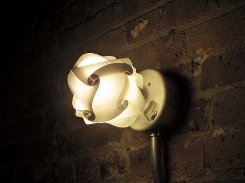 HOW TO – diffuse CFLs beautifully
