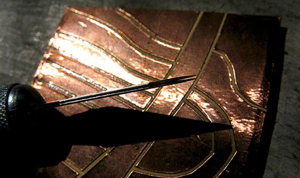 DIY Channel cutting blade