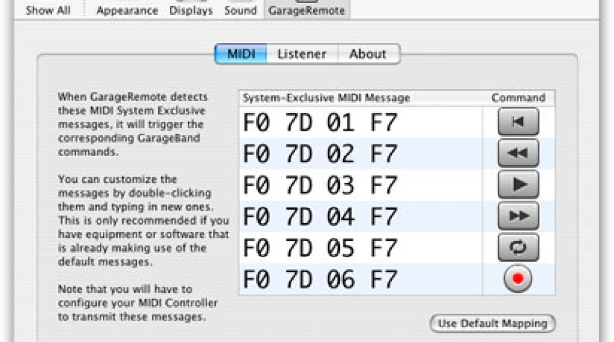 GarageRemote lets you get MIDI easily into GarageBand | Make: