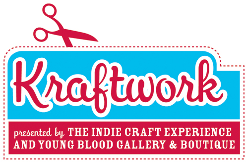 Indie Craft Experience in Atlanta, GA and Young Blood Gallery & Boutique Team Up