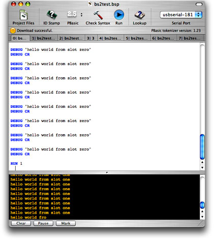 MacBS2 lets you program your Basic Stamp in OSX