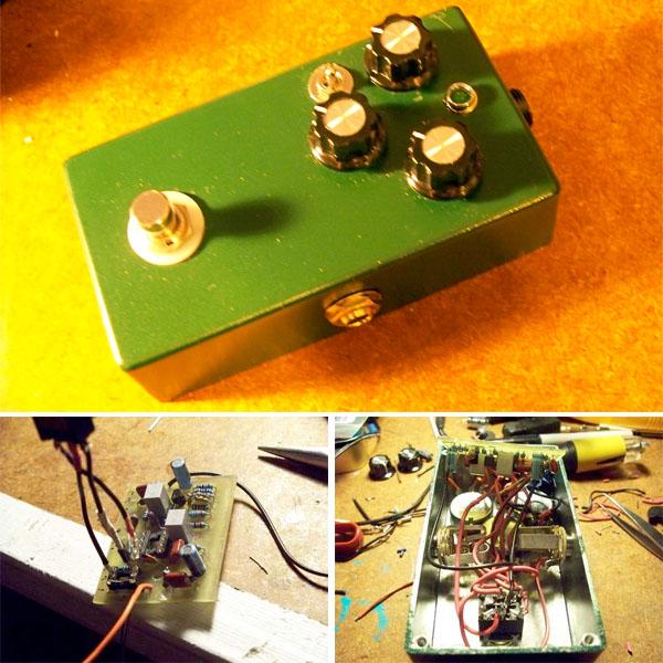 HOW TO – Build a tube screamer guitar pedal
