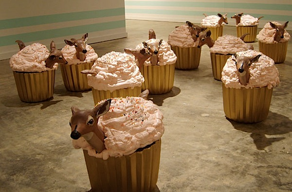 Andrea Canalito's Cupcake Fawns