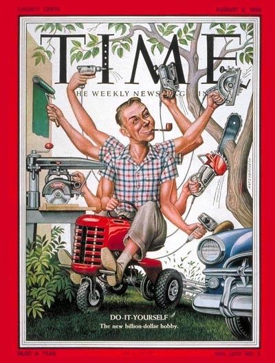 TIME Magazine– August 2, 1954 Vol. LXIV No. 5
