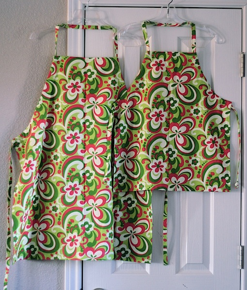 HOW TO – Sew an Adjustable Chef's Apron