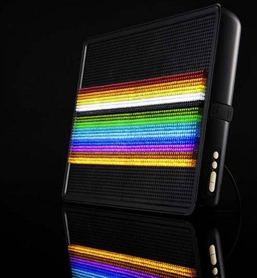Bandai Luminodot Lite-Brite HD board