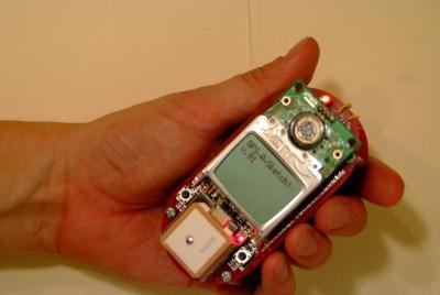 GPS-A-Sketch kit