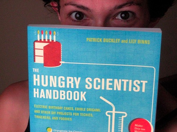 Hungry Scientist Handbook out today