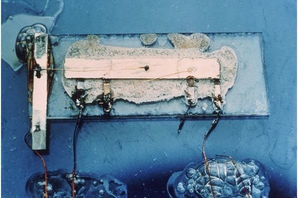 Integrated circuit is 50 years old today