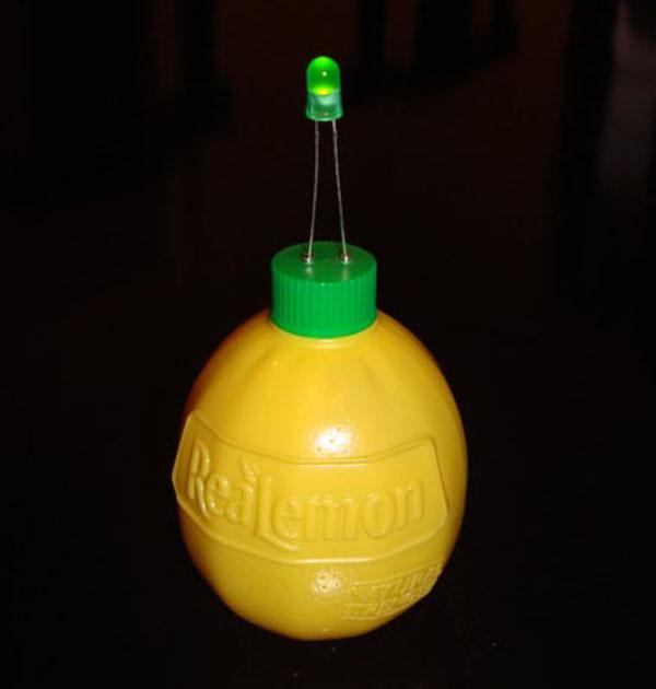 Lemon LED Tester