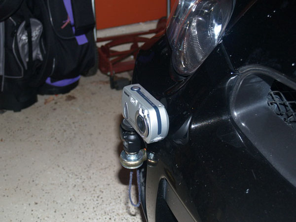 How To: Use your tow hook as a camera mount