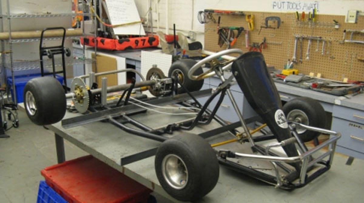 The Cap Kart: DIY Electric Go-kart | Make: