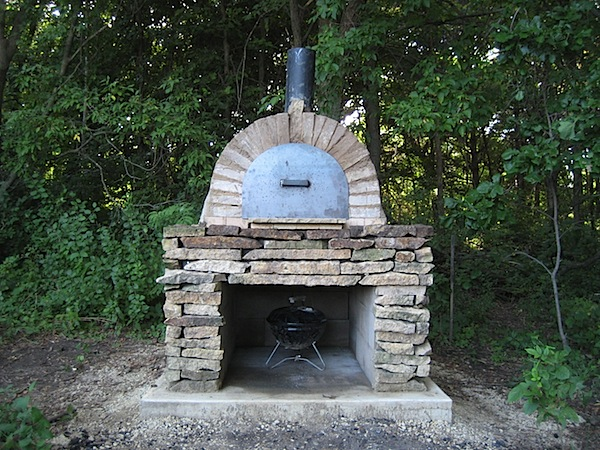 HOW TO – Pizza earth oven