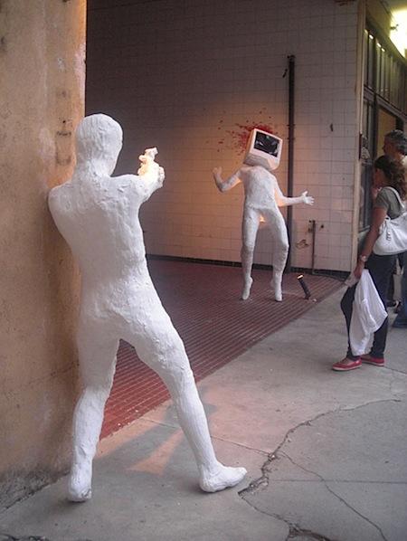 Installation at Infart