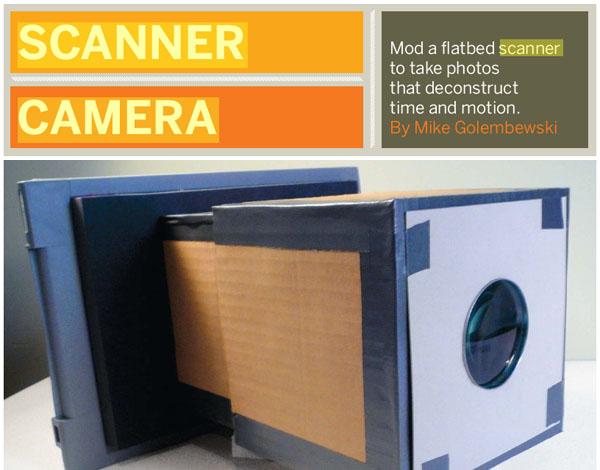 Scanner-cam @ Burning man