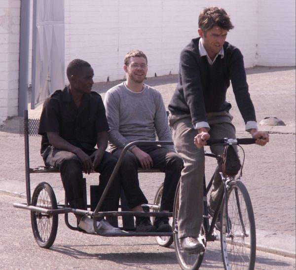 Pedal Powered World: Literally