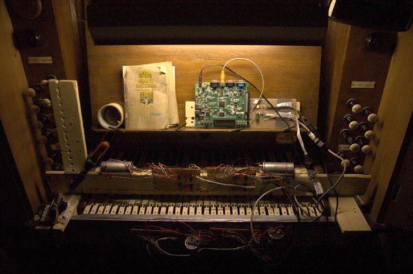WaldFlöte: Pipe Organ, Upgraded
