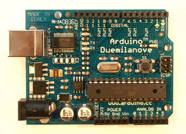 Introducing the latest Arduino board