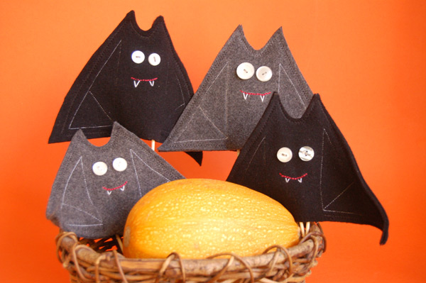"""HOW TO – """"Happy Flappy"""" Bats"""