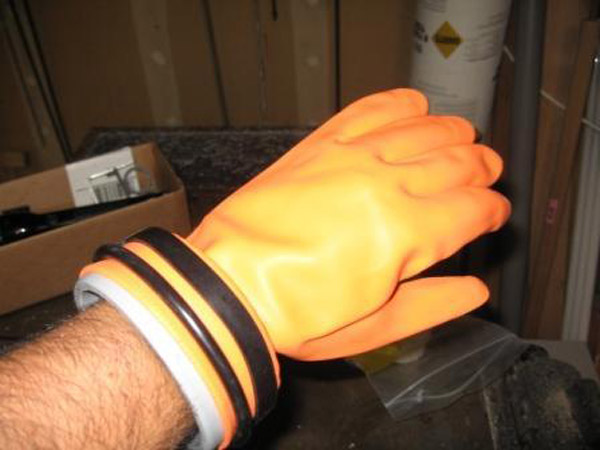 DIY: Dry Gloves and Rings
