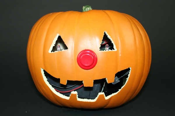 How-to Tuesday: Scariest Pumpkin Ever
