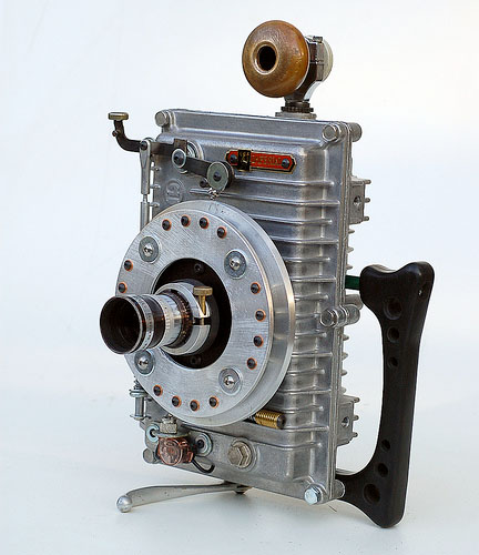 Industrial strength camera