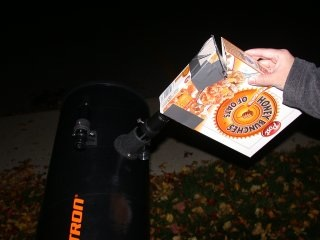 A CD – cereal box spectrometer