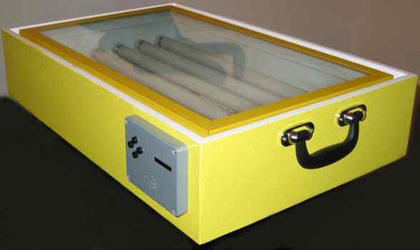 DIY: UV Light Box