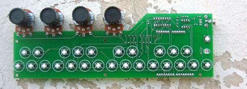 DIY keyboard synth – TML01
