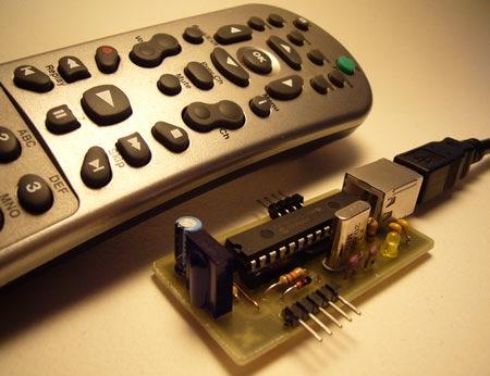 HOW TO – Make a USB remote control receiver